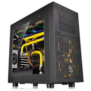 Thermaltake Core X31游戏水冷机箱(大侧透/模块化/电源保护壳/双12cm风扇/支持360水排)