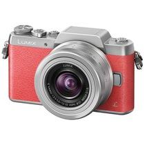 松下 Lumix DMC-GF8 微型单电单镜套机 粉红色 手动变焦版 美颜自拍利器(12-32mm DMC-GF8KGK-P)产品图片主图