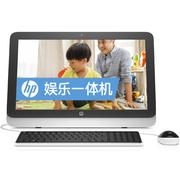 惠普 22-3128cn 21.5英寸一体电脑(Intel PQC-N3700 4GB 500GB 2G独显 FHD 蓝牙 键鼠 Wi