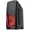 AOC S651/D 黑色 原生USB3.0/全兼容SSD/专用散热侧透板产品图片3