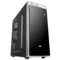AOC S707/D 轻游戏机箱 黑色 原生USB3.0/全兼容SSD/支持ATX主板产品图片1