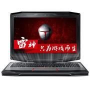 雷神 911-S2d 15.6英寸游戏笔记本电脑(i7-6700HQ 8G 128G+1T GTX960M 4G Windows 背光