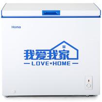 奥马 BC/BD-200 200升 变温冷柜 (蓝晶白)产品图片主图