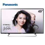 松下 TH-49C500C IPS硬屏金属窄边框全高清 LED电视(黑色)
