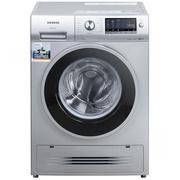 西门子  XQG80-WD14H4682W 8公斤 洗烘一体变频 滚筒洗衣机 3D空气冷凝 立体烘干(银色)