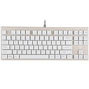 ET I-500 机械游戏键盘  青轴  白色