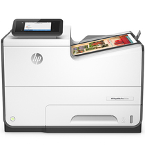惠普 PageWide Pro 552dw打印机无线打印产品图片主图