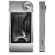 山灵 M5 便携式 发烧无损HiFi DAC耳放MP3 DSD解码 播放器  灰色