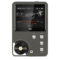 爱国者 MP3-105hifi播放器高清无损发烧高音质MP3音乐便携随身听 灰色黑键产品图片1
