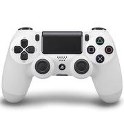 索尼 【PS4官方配件】PlayStation 4 游戏手柄(白色)新型号