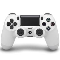 索尼 【PS4官方配件】PlayStation 4 游戏手柄(白色)新型号产品图片主图