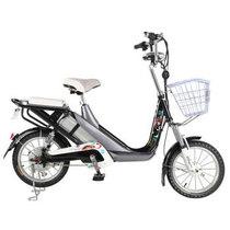 台铃 电动自行车 48V锂电池电动车16寸助力电单车 小霏铃 变色龙产品图片主图