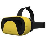 暴风魔镜 小D 虚拟现实VR眼镜 智能头戴3D眼镜手机头盔 黄色