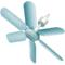 奥克斯 FC-16A1 电风扇/六叶小吊扇/蚊帐扇/宿舍吊扇产品图片1