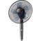 TCL FS-40-AT1624 电风扇/炫彩五扇叶落地扇(黑蓝)产品图片2