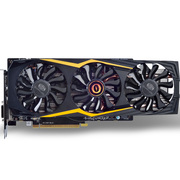 蓝宝石 R9 380 4G D5 怪物猎人OL 1040MHz/6000MHz 4GB/256bit GDDR5 DX12 显卡