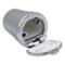 趣行 汽车自驾杂物盒 安全阻燃烟灰缸 车载LED带灯汽车烟缸 银色产品图片3