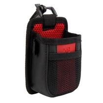 趣行 汽车用多功能手机袋 车载出风口置物收纳储物挂袋 红黑色产品图片主图