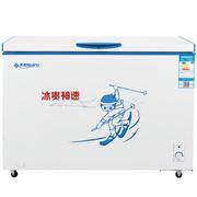 美菱 BC/BD-366DTS 366升 顶开变温柜  一级能效 一机四用  大容积(白)