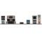 梅捷 SY-GAMING B150D4 主板( Intel B150/LGA 1151)产品图片4