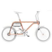 轻客 智慧电单车 TS01