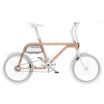 轻客 智慧电单车 TS01产品图片主图