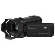 松下  HC-VX980MGK-K 4K数码摄像机 黑色(1/2.3英寸BSI MOS 20倍光学变焦 5轴混合O.I.S.)