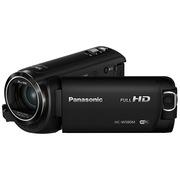 松下  HC-W580MGK-K 数码摄像机 黑色(双摄像头&无线多摄像头90倍智能变焦 HDR视频)