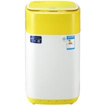 威力 XQB40-1432YJ(黄色)  4.0公斤 全自动波轮迷你洗衣机产品图片主图