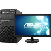 华硕 BM1AD-I5A147W0台式电脑 (I5-4460 4G 1TB  235X 1G  DRW  三年上门服务 )21.5英寸