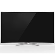 TCL L55C1-CUD 55英寸 4K超高清曲面屏 安卓智能电视