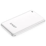 忆捷 S650 512G 1.8寸 USB3.0 轻巧便携式移动固态硬盘白色