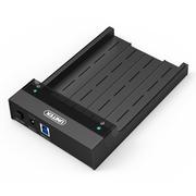 优越者 Y-1079 USB3.0高速移动硬盘盒 2.5寸/3.5寸SATA串口卧式硬盘底座