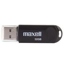 麦克赛尔 商务系列 克拉U盘 32GB 黑色产品图片主图