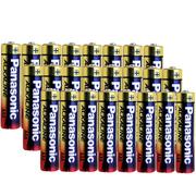 松下 LR03BCH/2MB 碱性7号1.5V AAA干电池 遥控玩具手电电池 24节盒装