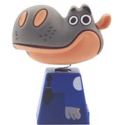 迪士尼 疯狂动物城Zootopia  立体卡通造型U盘 河马 8G U盘
