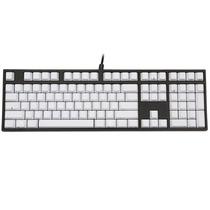 108键 游戏无冲机械键盘  茶轴 镭雕侧刻无灯 樱桃原厂轴产品图片主图