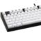 108键 游戏无冲机械键盘  茶轴 镭雕侧刻无灯 樱桃原厂轴产品图片3