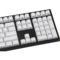 108键 游戏无冲机械键盘  茶轴 镭雕侧刻无灯 樱桃原厂轴产品图片4