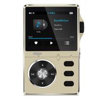 爱国者 HIFI无损音乐播放器 多媒体高音质便携式MP3-108 金色产品图片主图