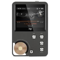爱国者 MP3-105 hifi播放器高清无损发烧高音质MP3音乐便携随身听 灰色金键产品图片主图