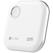 DM WFD025 32G 苹果手机无线U盘 QQ物联免APP 1400mAh电池超长待机 电脑平板iPhone安卓通用(白色)