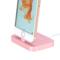 哥特斯 iPhone充电底座 充电器 手机支架 适用于苹果 iPhone se/5/5c/5s/6s/6plus Base 8 玫瑰金产品图片3