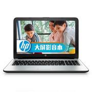惠普 15-ac601TX 15.6英寸笔记本电脑(i7-6500U 4G 500G 2G独显 FHD win10)白色