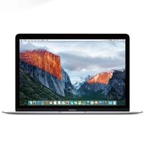 苹果 MacBook 2016版 12英寸笔记本电脑 银色 512GB闪存 MLHC2CH/A产品图片主图