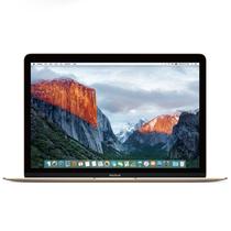 苹果 MacBook 2016版 12英寸笔记本电脑 金色 512GB闪存 MLHF2CH/A产品图片主图