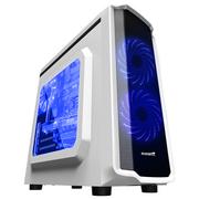 游戏悍将 狩猎者 机箱 U3 风扇调速器 读卡器 30cm长显卡 165mm高CPU