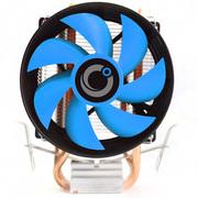 先马 冰雪95 双热管双平台95瓦CPU散热器低噪音预刷硅脂