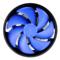 爱国者  杀戮风暴K1 CPU散热器(12CM超静音风扇/台式机通用/多平台风冷 )产品图片2