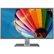 艾尔莎 E27A500H 27英寸2K高清 HDMI DP 双接口 金属边框广视角LED背光显示器